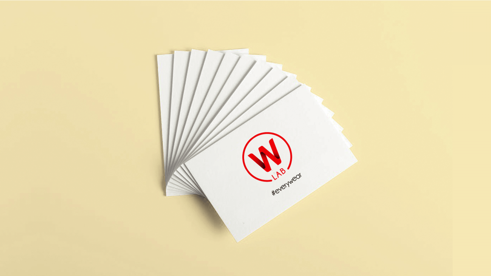 wlab business card